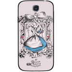 Phone Case Alice In Wonderland SAMSUNG Galaxy S4