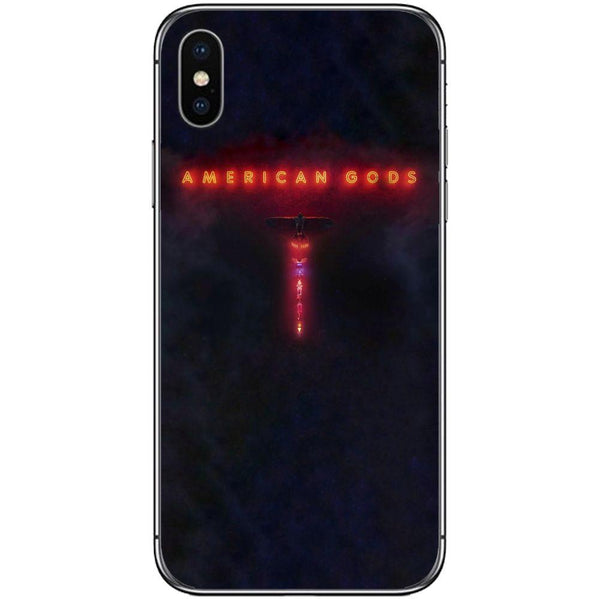 Phone Case American Gods APPLE Iphone X