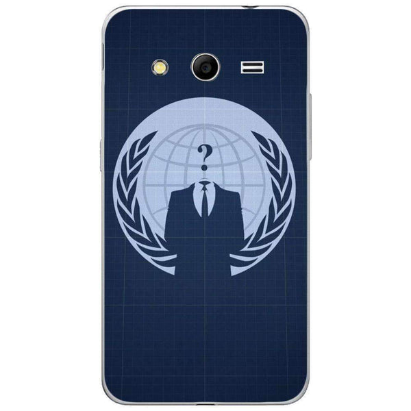 Phone Case Anonymous Tv SAMSUNG Galaxy Core 2