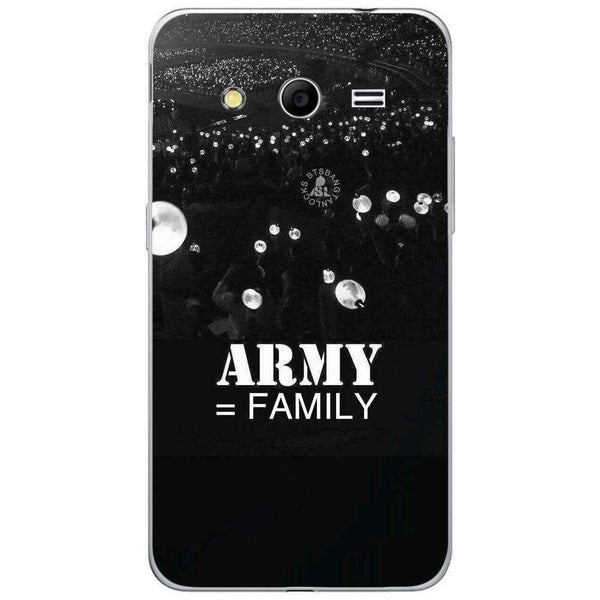 Phone Case Army Family SAMSUNG Galaxy Core 2