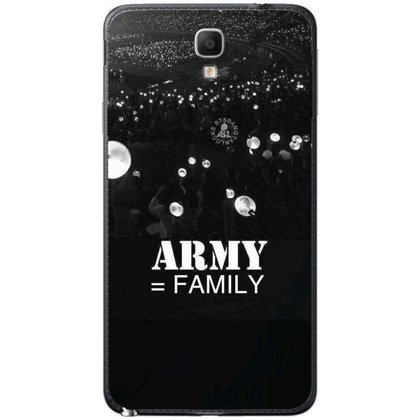 Phone Case Army Family SAMSUNG Galaxy Note 3 Neo