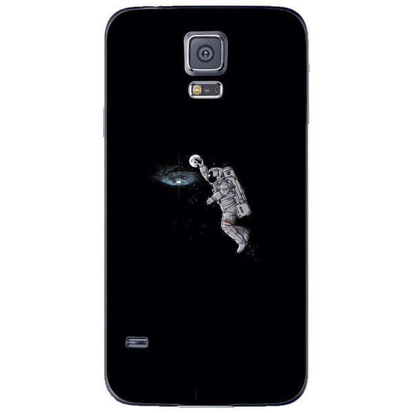 Phone Case Basketball Astronaut SAMSUNG Galaxy S5