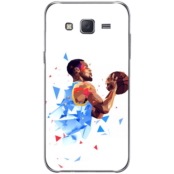 Phone Case Basketball Low Poly SAMSUNG Galaxy J5