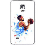Phone Case Basketball Low Poly SAMSUNG Galaxy Note 4 Edge