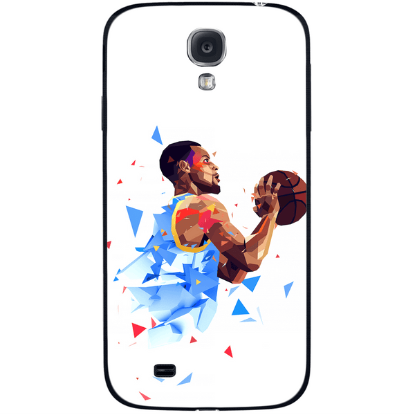Phone Case Basketball Low Poly SAMSUNG Galaxy S4