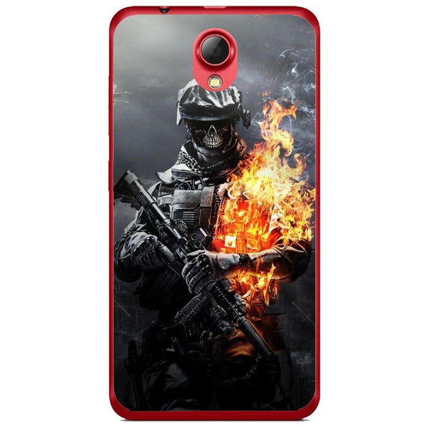 Phone Case Battlefield Lenovo A319
