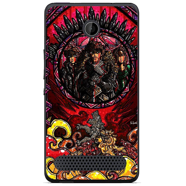 Phone Case Beautiful Death Sony Xperia E1 D2004