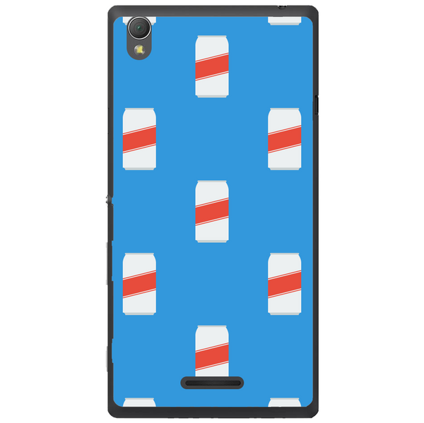 Phone Case Beer Pattern Sony Xperia T3