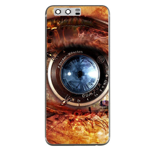 Phone Case Bionic Eye HUAWEI Ascend P10