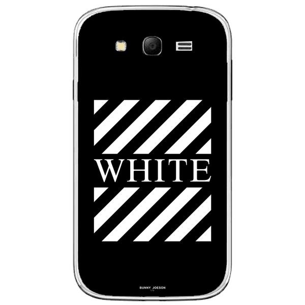 Phone Case Blach White Stripes SAMSUNG Galaxy Grand