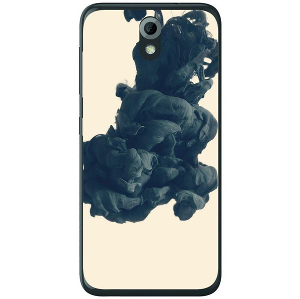Phone Case Black Ink HTC Desire 620g