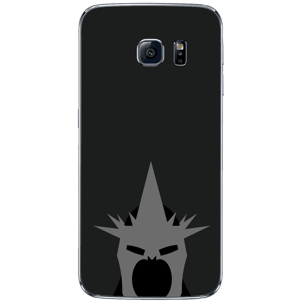 Phone Case Black Lord Of The Rings SAMSUNG Galaxy S6 Edge
