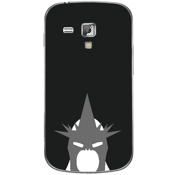 Phone Case Black Lord Of The Rings SAMSUNG Galaxy S Duos