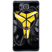 Phone Case Black Mamba Samsung Galaxy Alpha G850