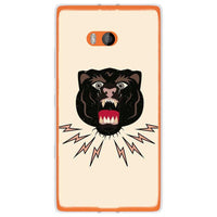 Phone Case Black Panther Yelling Nokia Lumia 930