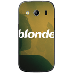 Phone Case Blonde SAMSUNG Galaxy Ace 4 Style