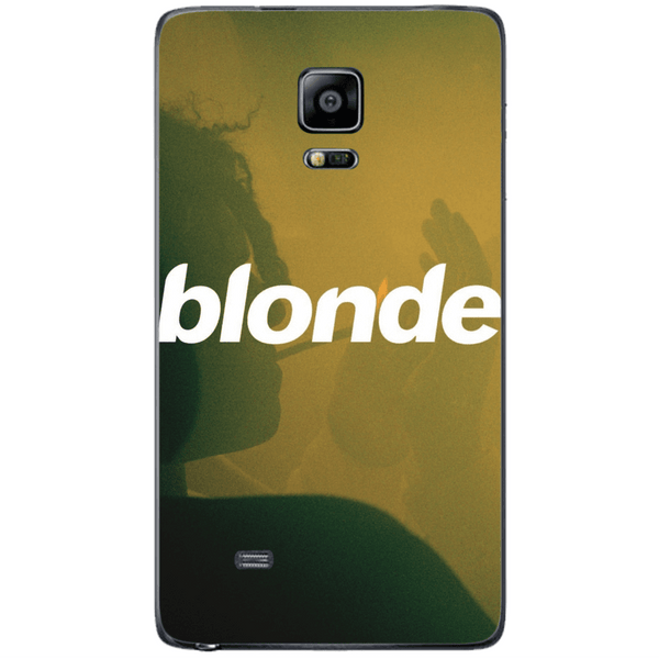 Phone Case Blonde SAMSUNG Galaxy Note 4 Edge
