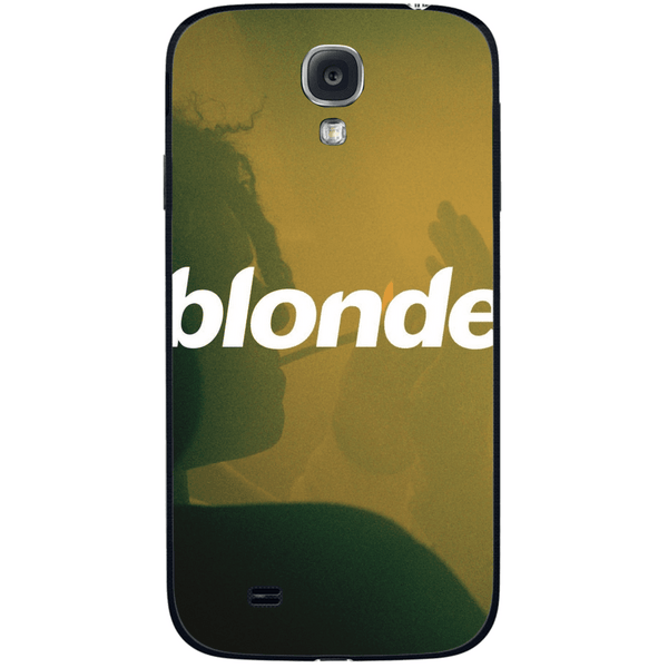 Phone Case Blonde SAMSUNG Galaxy S4
