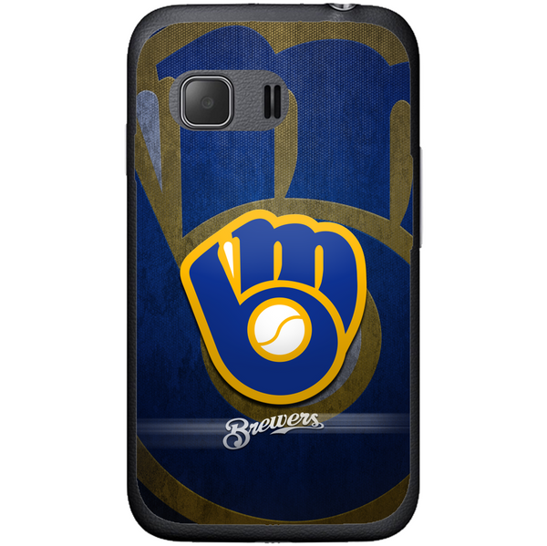 Phone Case Brewers Samsung Galaxy Young 2 G130