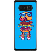 Phone Case Burger Jump Samsung Galaxy Note 8