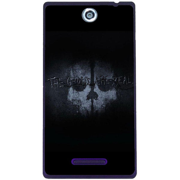 Phone Case Call Of Duty Ghosts Sony Xperia C C2305