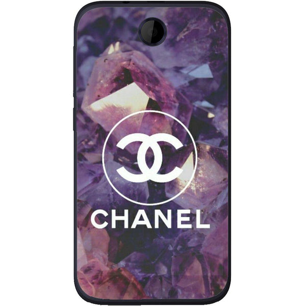 Phone Case Chanel Diamonds HTC Desire 310