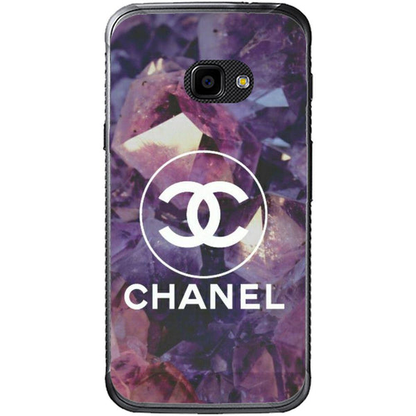 Phone Case Chanel Diamonds Samsung Galaxy Xcover 4
