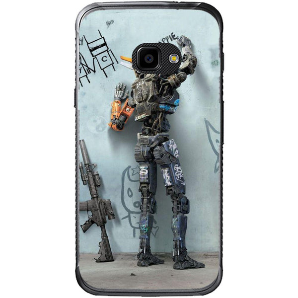 Phone Case Chappie Samsung Galaxy Xcover 4