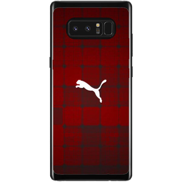 Phone Case Cheetah Samsung Galaxy Note 8