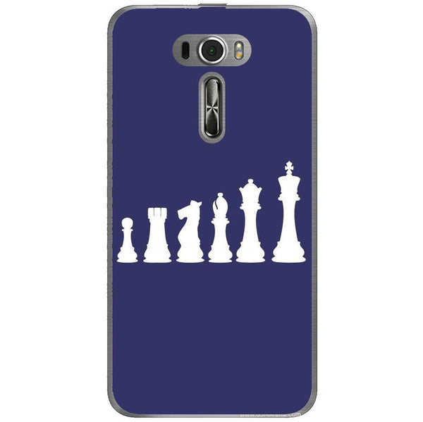 Phone Case Chess Asus Zenfone 2 Laser Ze601kl