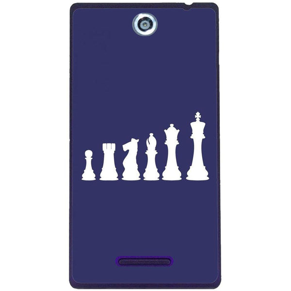 Phone Case Chess Sony Xperia C C2305
