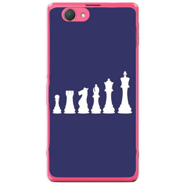 Phone Case Chess Sony Xperia Z1 Compact D5503