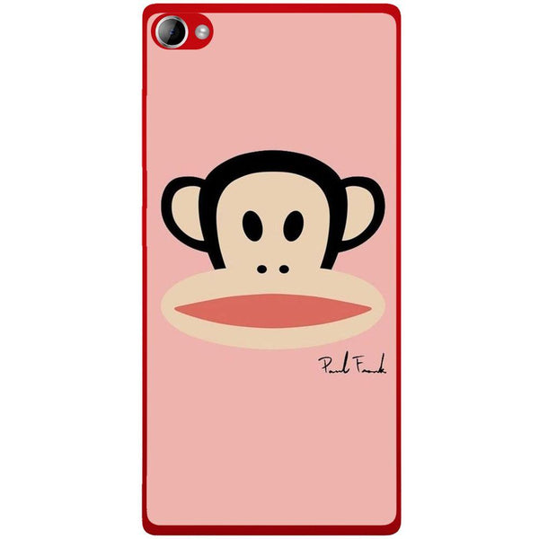 Phone Case Chimp Face Lenovo Vibe X2