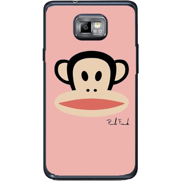 Phone Case Chimp Face Samsung Galaxy S2 Plus I9105