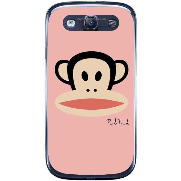 Phone Case Chimp Face Samsung Galaxy S3 Neo I9301 S3 I9300