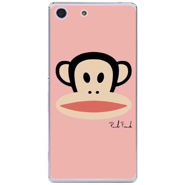 Phone Case Chimp Face Sony Xperia M5