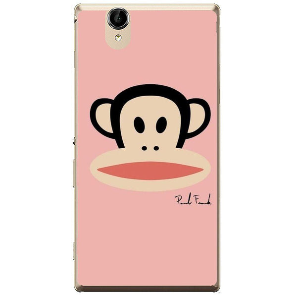Phone Case Chimp Face Sony Xperia T2 Ultra