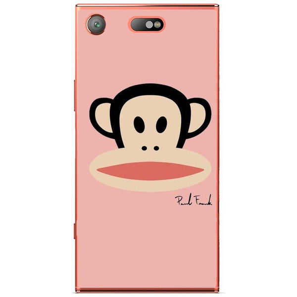 Phone Case Chimp Face Sony Xperia Xz1 Compact