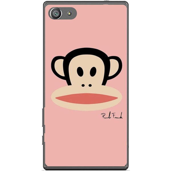Phone Case Chimp Face Sony Xperia Z5 Compact