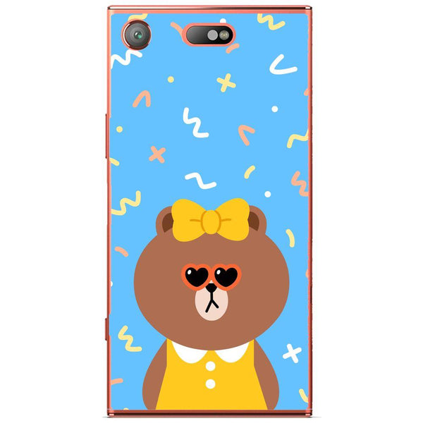 Phone Case Choco Sony Xperia Xz1 Compact