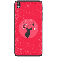 Phone Case Christmas Time HTC Desire 816