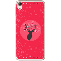 Phone Case Christmas Time HTC Desire 826
