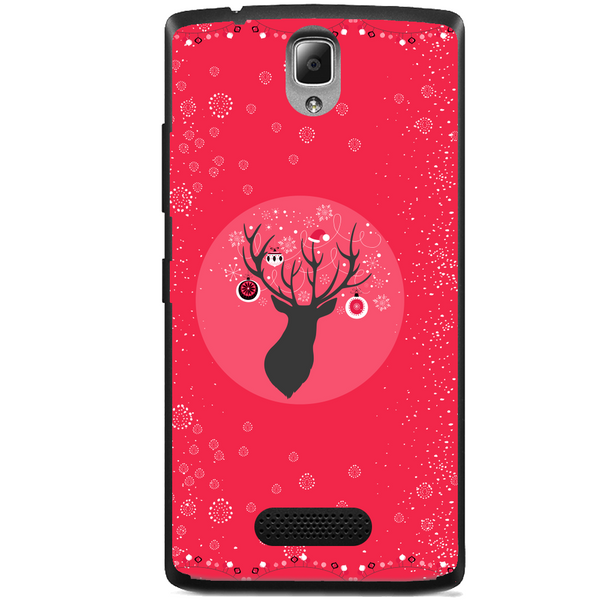 Phone Case Christmas Time Lenovo A1000 Vibe A