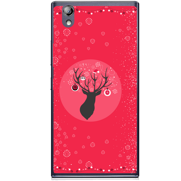 Phone Case Christmas Time Lenovo P70
