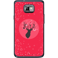 Phone Case Christmas Time Samsung Galaxy S2 Plus I9105