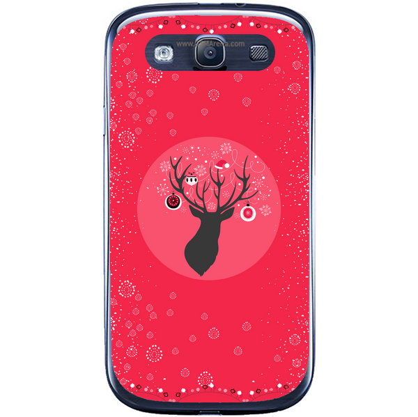 Phone Case Christmas Time Samsung Galaxy S3 Neo I9301 S3 I9300