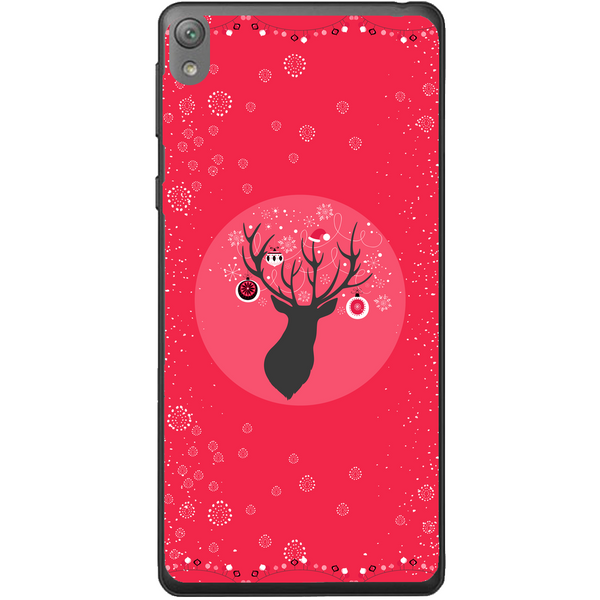 Phone Case Christmas Time Sony Xperia E5