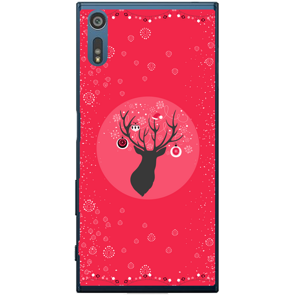 Phone Case Christmas Time Sony Xperia Xz