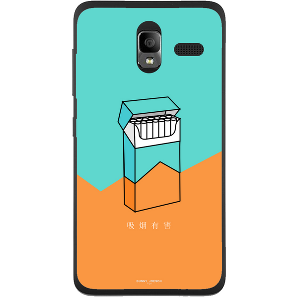Phone Case Cigg Lenovo A850