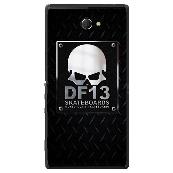 Phone Case Df13 Sony Xperia M2 Dual D2302